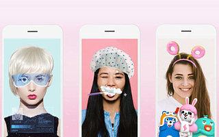 与美图达成合作,Facebook 把 AR 技术融进社交领域
