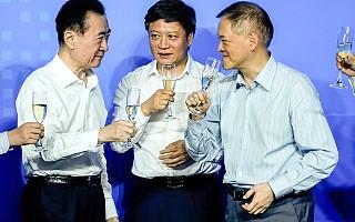 万达融创富力637亿交易速成,三位老板谁笑得最欢