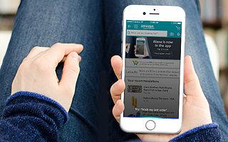 """亚马逊在安卓App添加语音购物,巩固家中""""统治地位"""""""