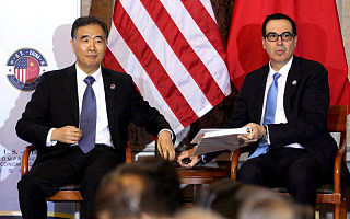 中美全面经济对话:双方确认开展经济合作一年计划