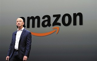 亚马逊CEO贝索斯成为全球新首富:净资产超6000亿