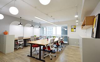 """联合办公新格局!纳什空间打造""""小企业的超级工作室"""""""