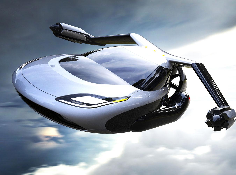 这条法规循序汽车以运动型飞机的形式上天,也意味着terrafugia可以