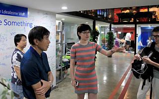 2017创响中国天津站·投资行活动在高新区如期举办