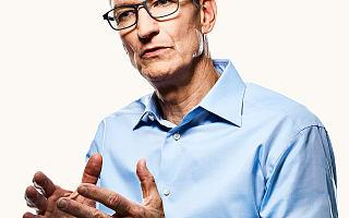 """库克:用产品改变世界用""""应用经济""""创造大量就业"""