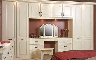 房屋装修 定制衣柜、木工衣柜和成品衣柜哪个好?