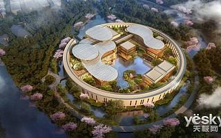 马云的湖畔大学开建 风景独好/2019年建成
