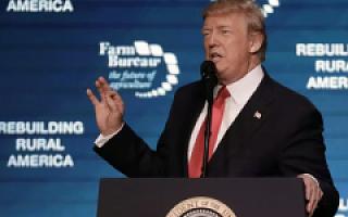 [海外政策]美国39%农村人口没有宽带!特朗普签署行政命令加快农村宽带部署