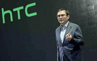 HTC手机与连接设备部门总裁张嘉临辞职