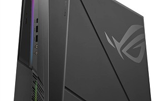 侧盖可折叠 华硕玩家国度PC游戏主机新品Huracan G21登场