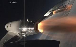 维珍银河Unity太空船首次突破音障 最高速度1.87马赫