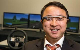 研究发现Google Glass会让你成为一个更糟糕的司机