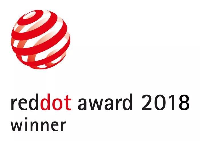 众清科技荣获2018年德国红点设计大奖
