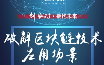 创派对第164期|拥抱未来·破解区块链技术应用场景-深圳站