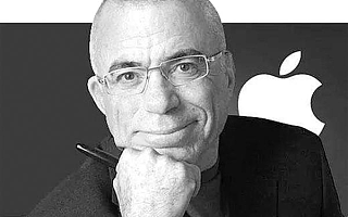 罗勃·简诺夫:为毕晓普癌症研究所设计LOGO 同设计苹果LOGO一样有意义