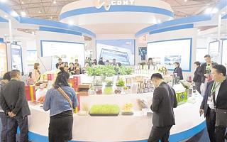 成都高新區12家企業組團參展第六屆成都農博會