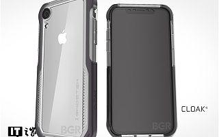 苹果6.1英寸LCD屏iPhone X渲染图曝光
