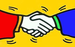 生意伙伴和家庭伴侣之前最大的相同点和不同点