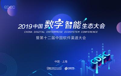 CDEC 2019中国数字智能生态大会