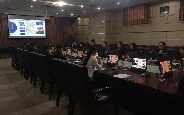 媒体团参访浙江清华长三角研究院