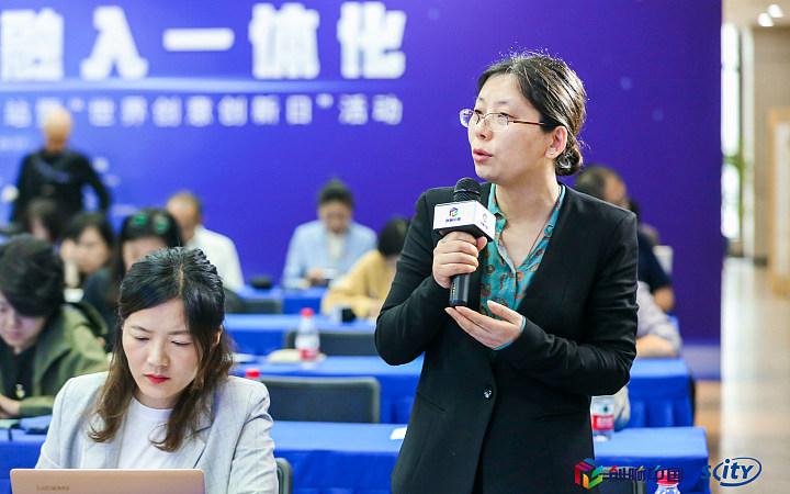 2019创响中国·南湖会场-记者提问