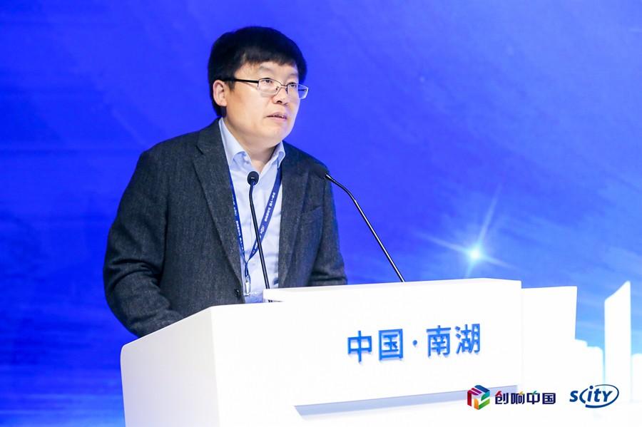 国家发展改革委创新和高技术发展司副司长朱建武致辞.JPG