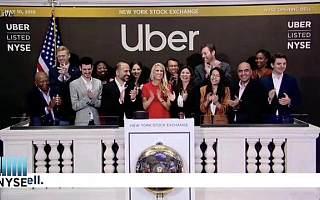 Uber纽交所上市:开盘就破发,市值跌破800亿美元