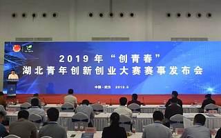 """2019年""""创青春""""湖北青年创新创业大赛正式启动啦!"""