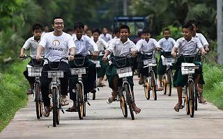 """一地鸡毛的ofo,在缅甸得到了""""新生"""""""