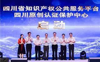 四川省知识产权公共服务平台正式投入运行