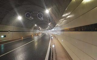 道路隧道瓷板无龙骨干挂  —— 一种美观且与隧道同寿命的装饰技术