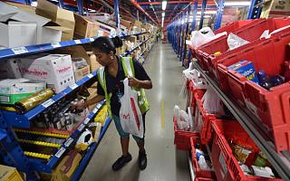 [全球快讯]2023年亚洲线上零售将达22640亿美元,是?#20998;?#21271;美总和