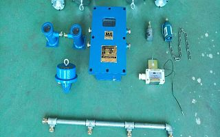 ZP127礦用自動灑水降塵裝置生產廠家 粉塵超限噴霧批發零售