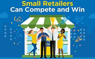 [全球快讯]2019年美国零售报告:电商仅占零售额9.46%