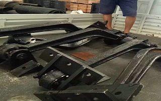 K2-K3往复式给煤机配件曲柄连杆装置生产厂家现货秒发