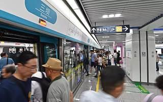 地铁5号线首通段日均客流7万左右,全线预计年底全面开通运营