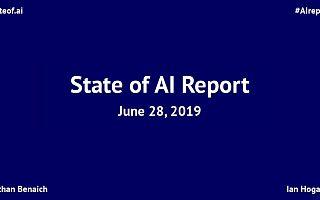 Stateof.ai:2019年AI报告