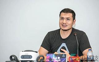 今年CJ上HTC Vive的那些好消息:专访HTC中国区总裁汪丛青