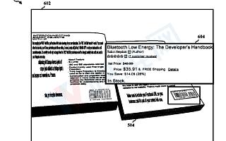 高通新专利提出『通过AR头显进行视觉搜索』解决方案