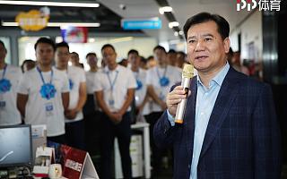 苏宁体育提档加速,张近东:未来2-3年实现IPO