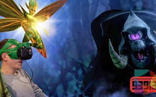 Busch Gardens与HTCVIVE合作旨在打造完美VR游乐设施