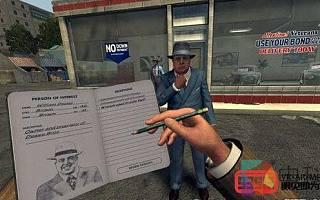 PSVR平台《黑色洛城 VR案件档案》评级公布