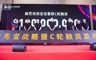 鲸灵集团完成C轮1亿美元融资,大甩甩宝宝欲3年连接3000万掌柜
