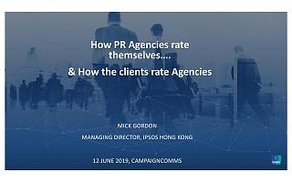益普索:PR代理商评价报告