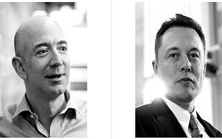 福布斯美国最具创新力领袖Top100榜单:贝佐斯、马斯克并列第一
