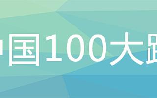 2019年中国100大跨国公司榜单
