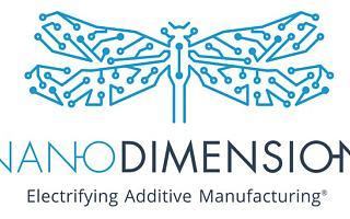 全球十大国防公司之一购入Nano Dimension的DragonFly系统
