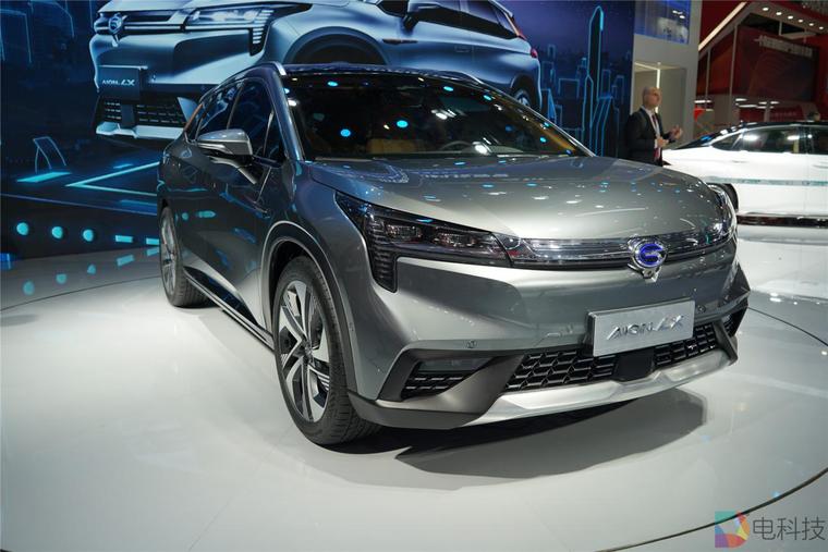注意,前方高能!3.9秒破百的广汽新能源SUV Aion LX 9月来袭!