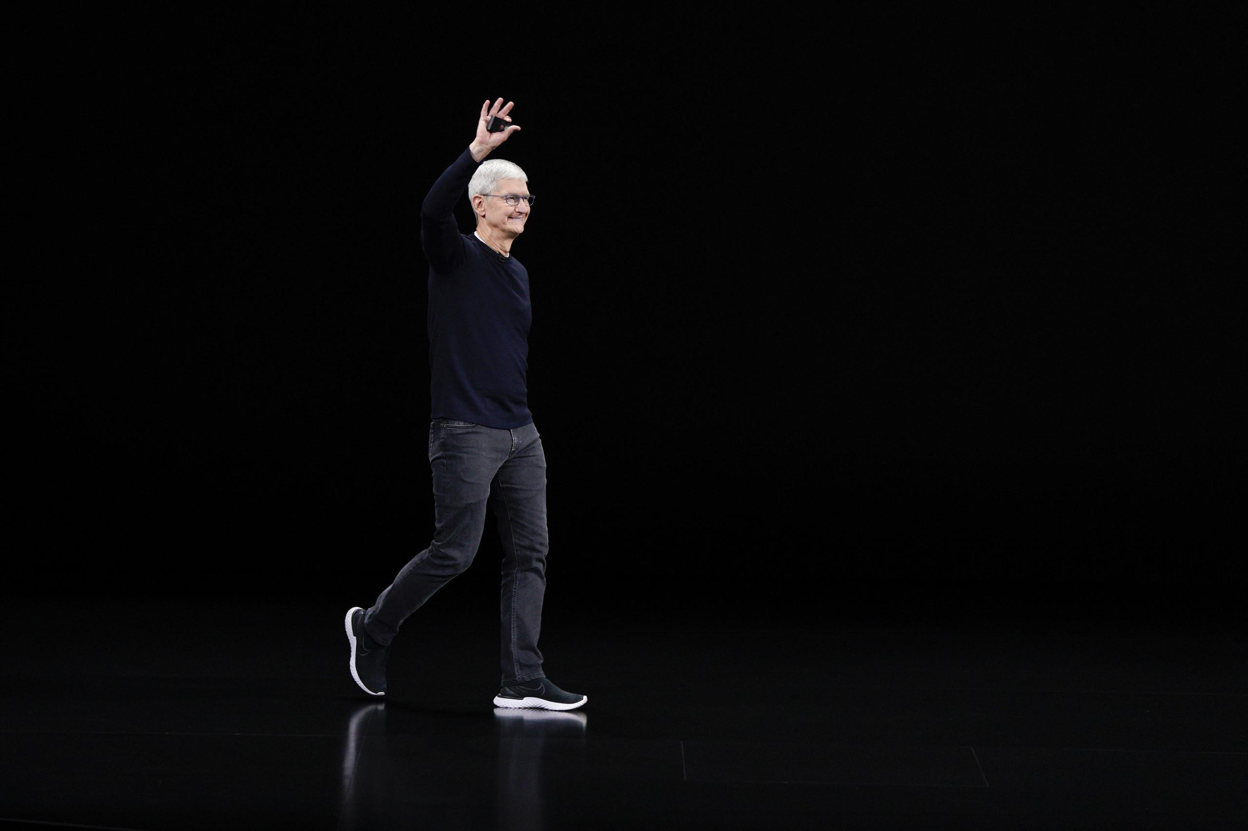 库克:iPhone满意度99%难以置信!