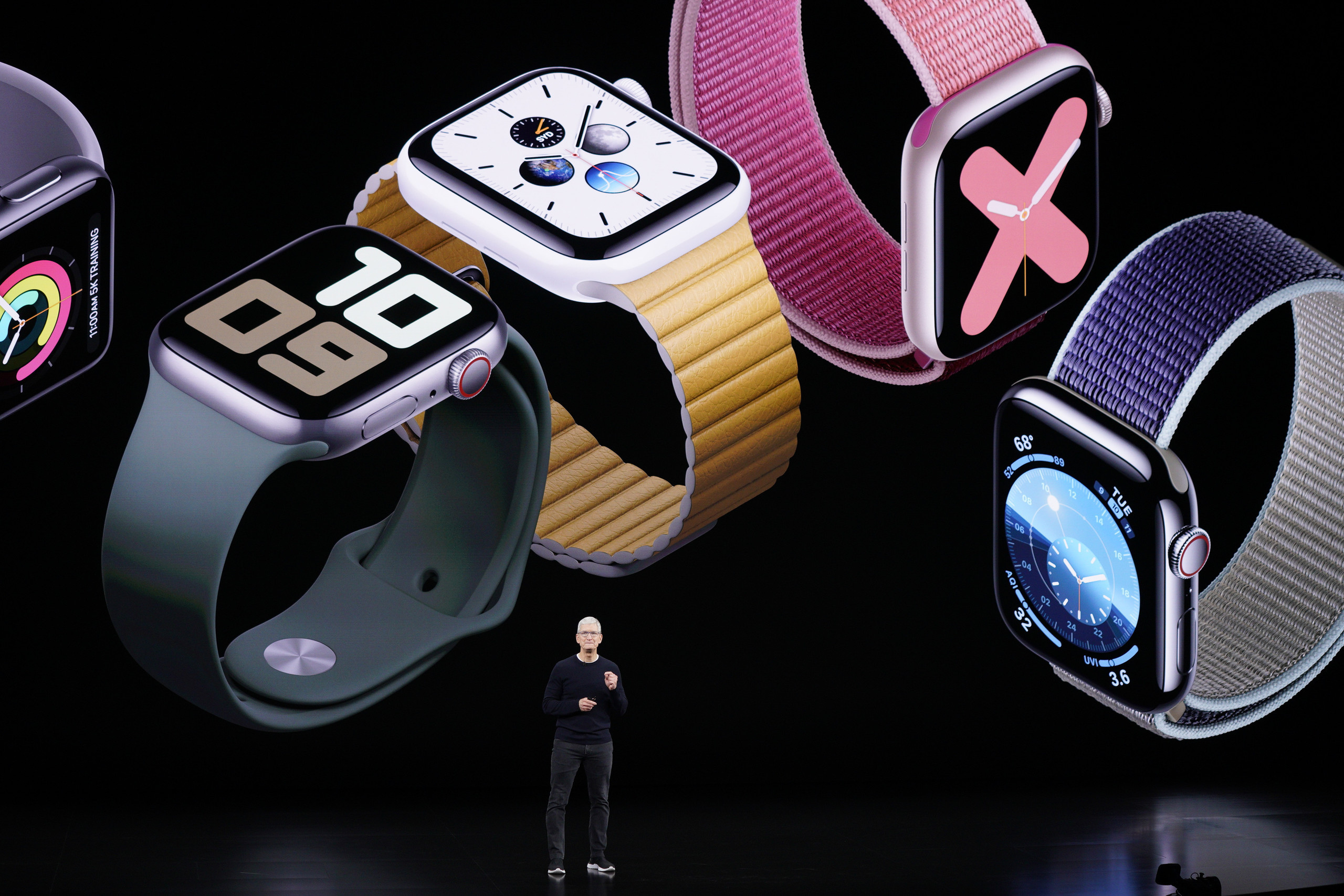三分钟看完苹果发布会全部亮点